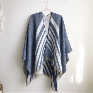 Scarf Wrap Open Cardigan Wrap/ Shawl/ Poncho